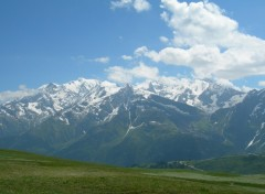 Wallpapers Nature Massif du Mont-Blanc