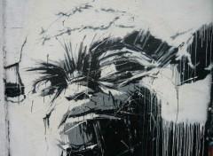 Fonds d'écran Art - Peinture yoda