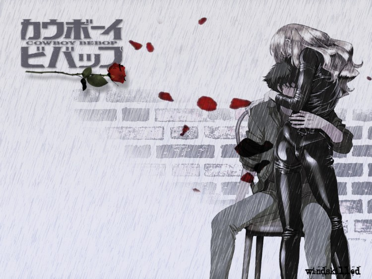 Fonds d'écran Dessins Animés Cowboy Bebop the real folk blues