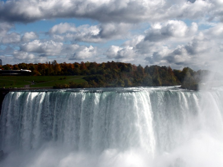 Wallpapers Nature Waterfalls Chutes du niagara