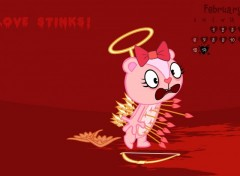 Wallpapers Cartoons Happy Tree Friends