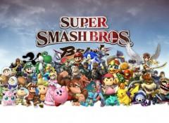 Fonds d'écran Jeux Vidéo SSBB All Character