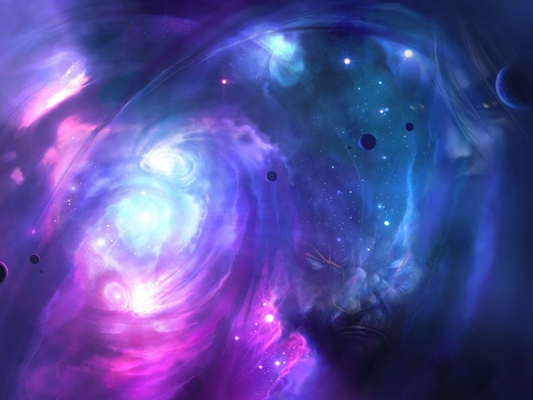 Wallpapers Space Stars - Nebulae Galaxy