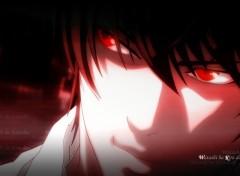 Fonds d'écran Manga Kira SAMA 16x9