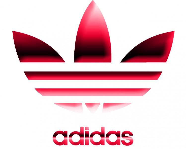 Fonds d'écran Grandes marques et publicité Adidas ADIDAS red