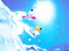 Fonds d'écran Sports - Loisirs Ski & Snow