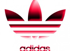 Wallpapers Brands - Advertising ADIDAS red