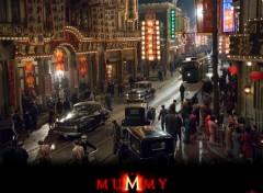 Fonds d'écran Cinéma Mummy 3