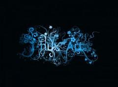 Fonds d'écran Art - Numérique T-nux Art Blue