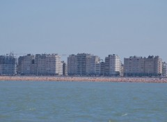 Fonds d'écran Nature la Plage d'Ostende