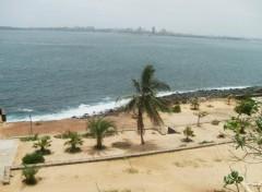 Wallpapers Trips : Africa Dakar depuis l'île de Gorée