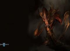Fonds d'écran Jeux Vidéo Starcraft 2