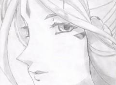 Wallpapers Art - Pencil h-raf: Ah! my goddess