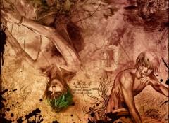 Wallpapers Manga The Wild Beast