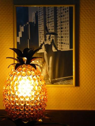 Fonds d'écran Objets Lumières ananas