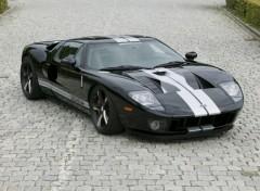 Fonds d'écran Voitures Ford GT GeigerCars.de
