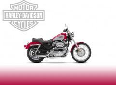Fonds d'écran Motos Harley Davidson 03