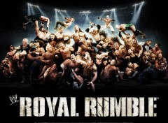 Fonds d'écran Sports - Loisirs Royal Rumble