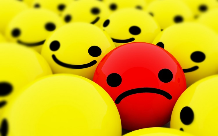 Fonds d'écran Humour Smileys Smileys