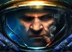 Fonds d'écran Jeux Vidéo StarCraft II