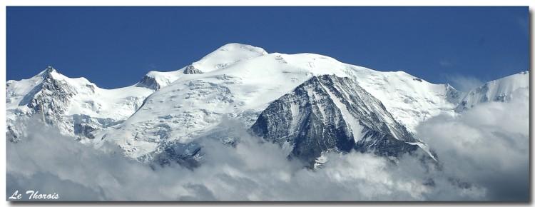 Wallpapers Trips : Europ France > Rhône-Alpes Le Massif du Mont Blanc
