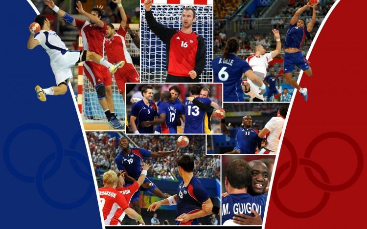 Wallpapers Sports - Leisures Handball Des