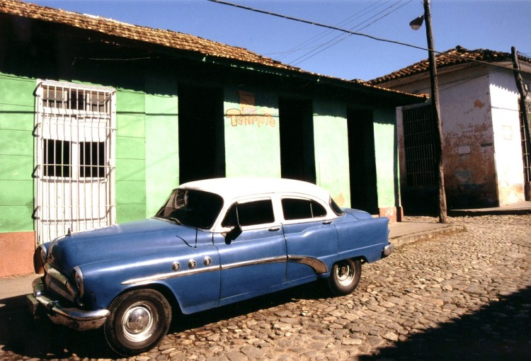 Wallpapers Trips : North America Cuba Havana road