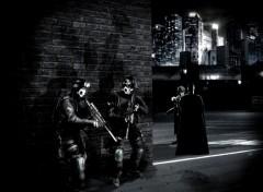 Wallpapers Movies batman ambush