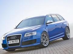Fonds d'écran Voitures Audi RS6 IMSA