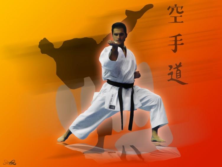 Wallpapers Digital Art Wallpapers Sports Kata Karate