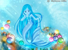 Wallpapers Fantasy and Science Fiction Sedna Goddess of the sea