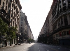 Wallpapers Trips : South America Avenue Corrientes