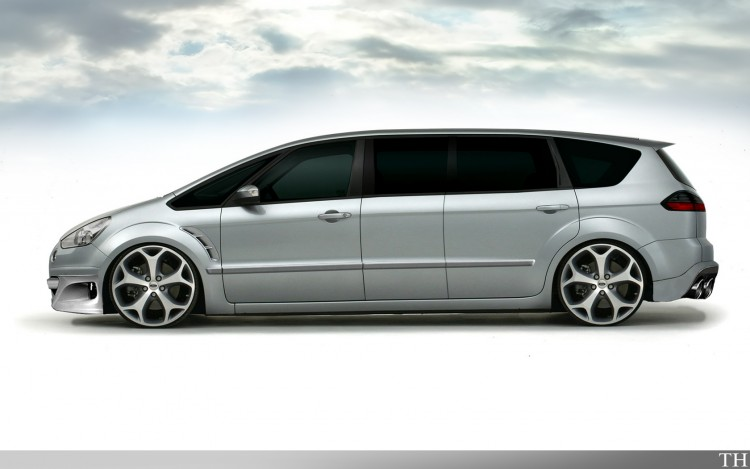 Fonds d'écran Voitures Ford Ford S-MaX Limo by TH