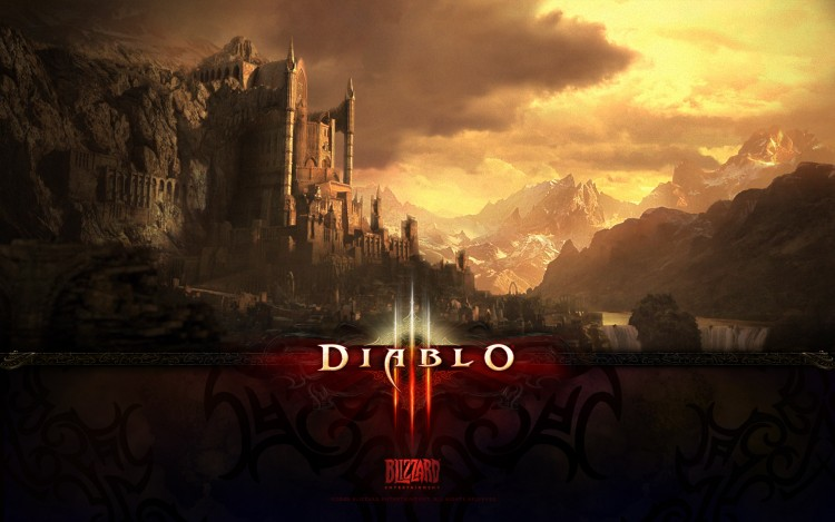 Wallpapers Video Games Diablo 3 Wallpaper N°211529