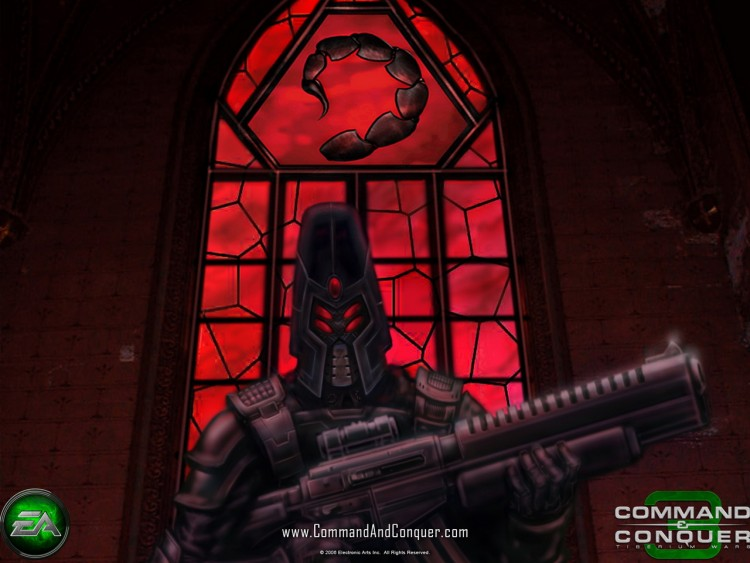 Fonds d'écran Jeux Vidéo Command & Conquer 3 : les Guerres du Tiberium Wallpaper N°211815