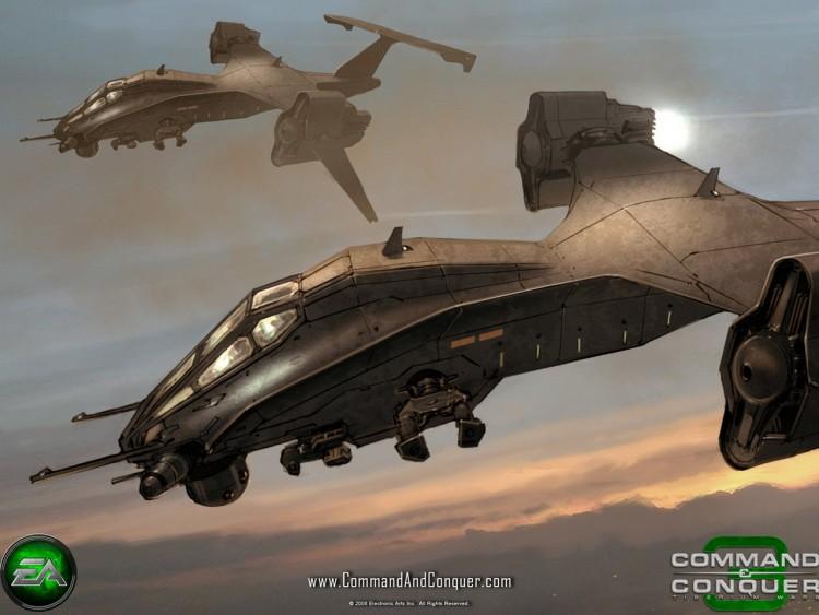 Fonds d'écran Jeux Vidéo Command & Conquer 3 : les Guerres du Tiberium Wallpaper N°211816