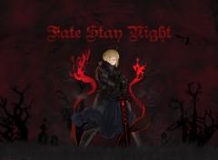 Fonds d'écran Manga Dark Avalon