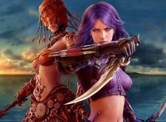 Fonds d'écran Jeux Vidéo Guild Wars Factions
