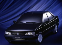 Wallpapers Cars Peugeot 405 (1988)