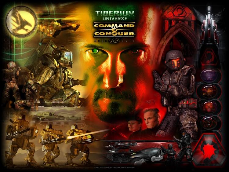 Fonds d'écran Jeux Vidéo Command & Conquer 3 : les Guerres du Tiberium Wallpaper N°212987