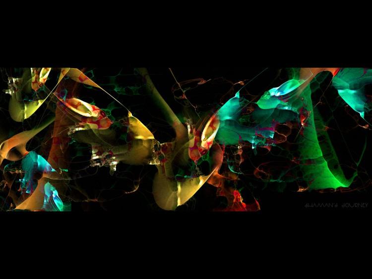 Fonds d'écran Art - Numérique Fractales, Kaleïdoscopes Wallpaper N°213263
