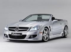 Fonds d'écran Voitures Mercedes-Benz SL Lorinser (2009)
