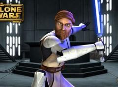 Fonds d'écran Dessins Animés Obi-Wan