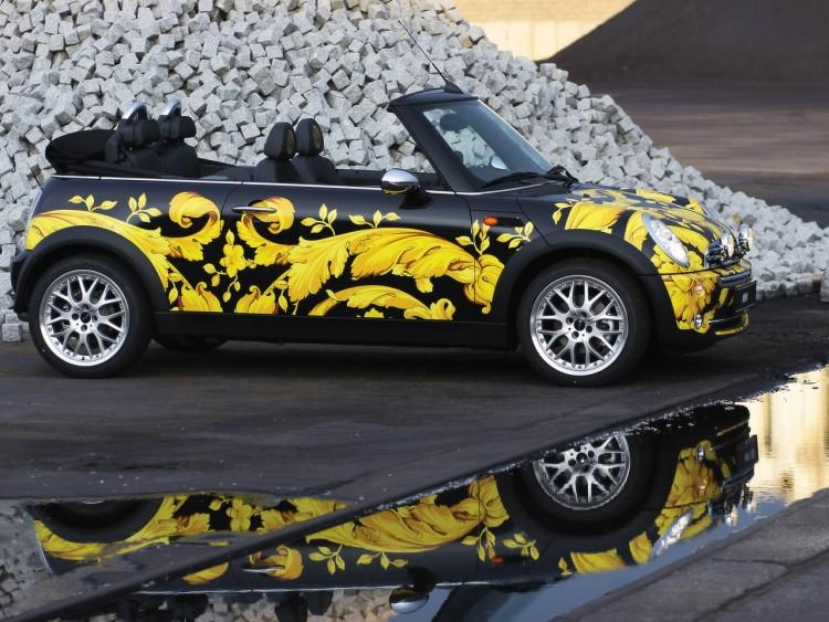 Fonds d'écran Voitures Mini Mini Cooper Cabrio by Donatella Versace