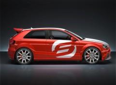 Wallpapers Cars Audi A3 TDI clubsport quattro