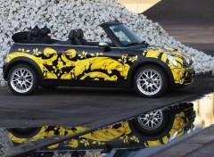 Fonds d'écran Voitures Mini Cooper Cabrio by Donatella Versace