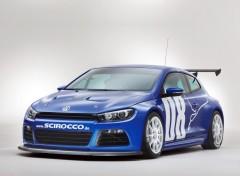 Fonds d'écran Voitures Volkswagen Scirocco GT24 Concept