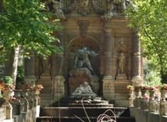 Fonds d'écran Nature Jardin du Luxembourg