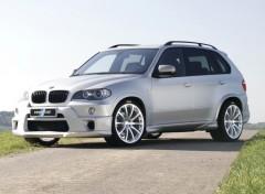 Fonds d'écran Voitures BMW X5 HARTGE (2008)
