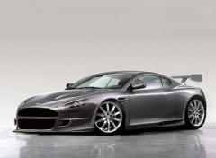 Fonds d'écran Voitures Aston Martin DBR9